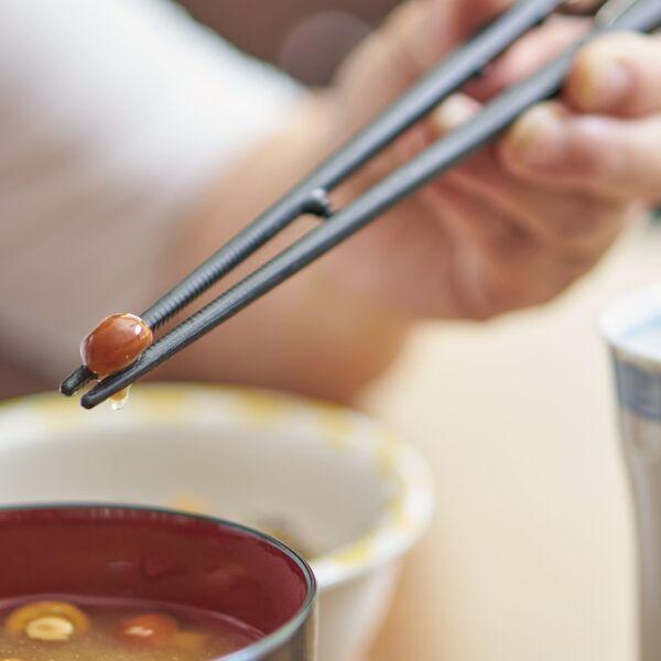 ウィルアシスト 楽々箸クリップタイプ樹脂製 つかみやすい 食べやすい
