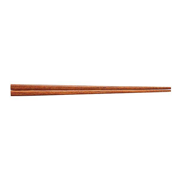 ウィルアシスト 耐熱強化ぬくもり木箸 すべり止め 持ちやすい 使いやすい